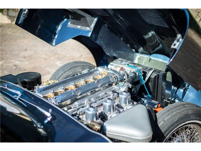 Jaguar E 1963 finesteuroclassics