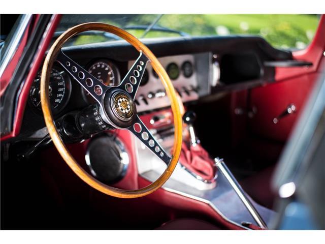 Jaguar E 1963