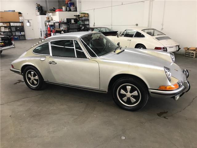 Porsche 911 1972 finesteuroclassics